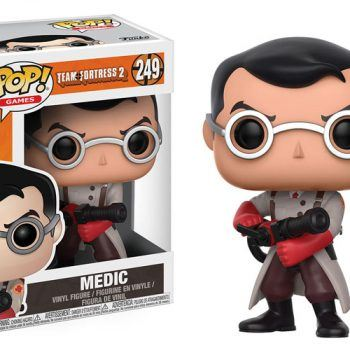 Funko Valve Pop Team Fortress 2 Medic