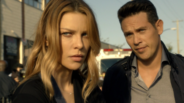 Lauren German And Kevi...