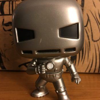 Funko Marvel Collectors Corps First Appearance Box Iron Man Pop 3