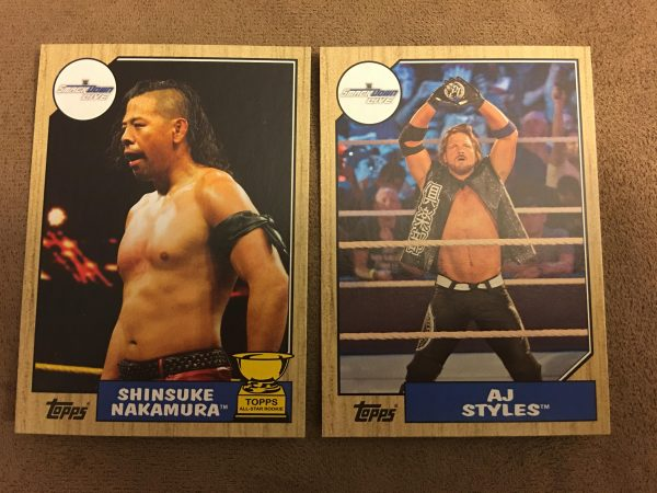 Topps 2017 WWE Heritage Cards 4