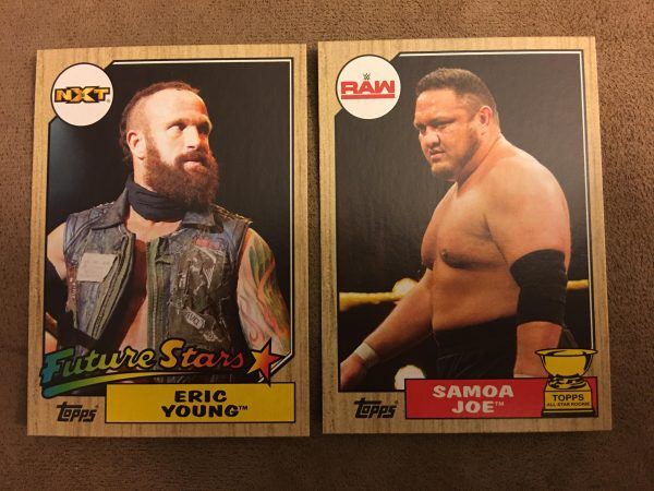 Topps 2017 WWE Heritage Cards 5