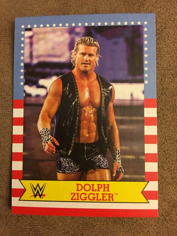 Topps 2017 WWE Heritage Cards 10