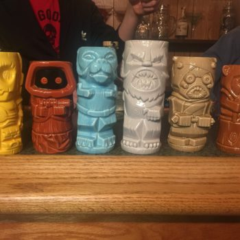 star wars tiki