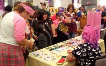 cosplay event pics flame con 2017