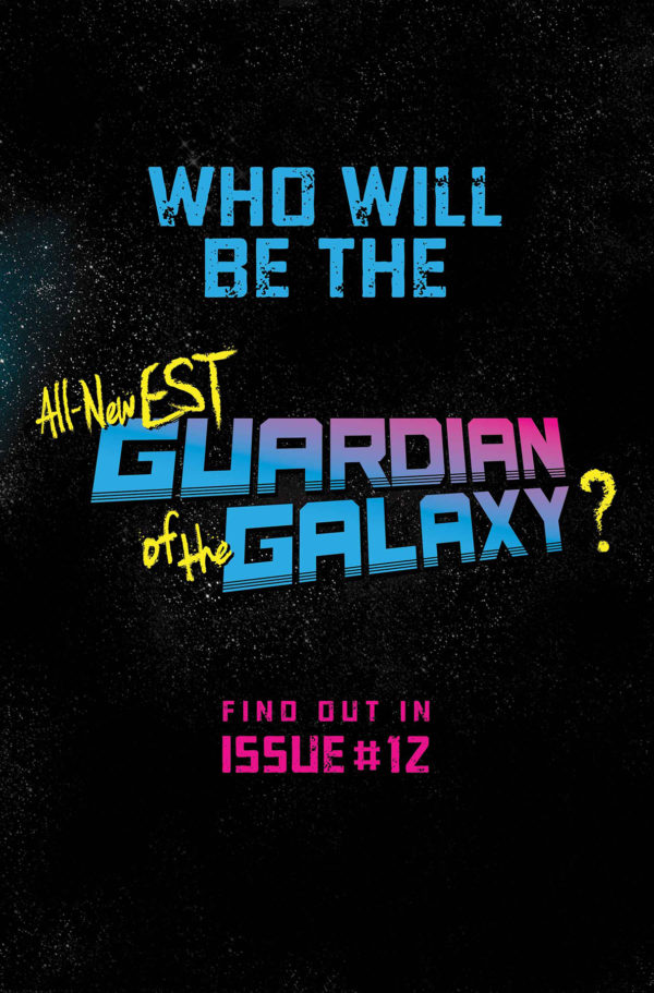 A Small (Ish) Spoiler For The New Member Of The Guardians Of The Galaxy