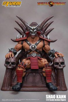 Shao Kahn Strom Collectibles 6