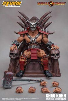 Shao Kahn Strom Collectibles 7
