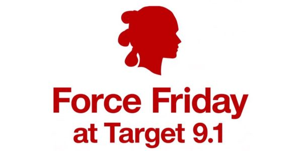 Target Force Friday Logo