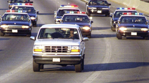 OJ Simpson's White Getaway Bronco To Be Featured On Pawn Stars