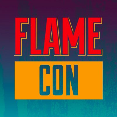 flame con 2017 show floor video