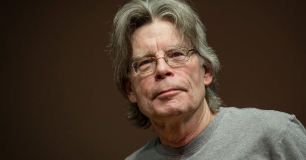 stephen king interview variety