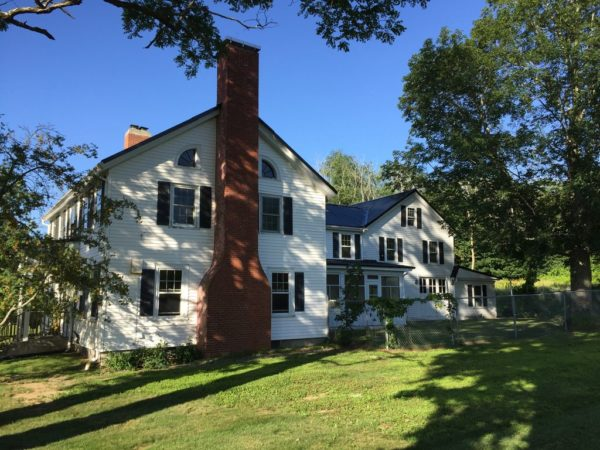Stephen King's Pet Sematary house in Maine