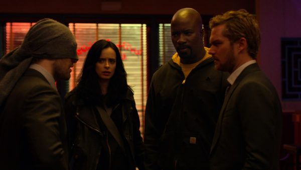 How Does Luke Cage Get Out Of Prison For The Defenders?