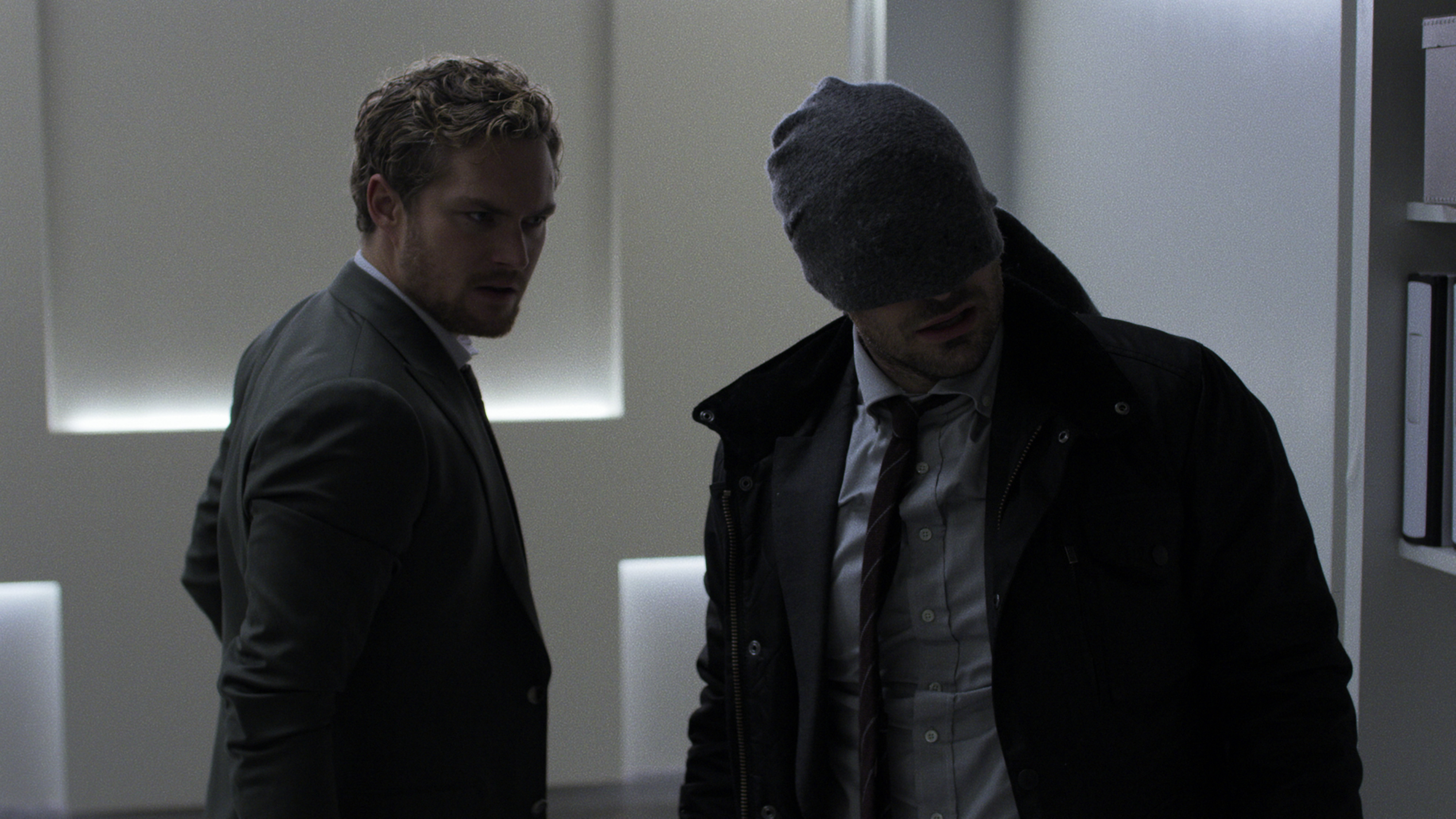 The Defenders -- Iron Fist
