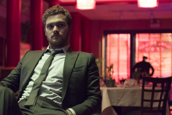 The Defenders - Finn Jones