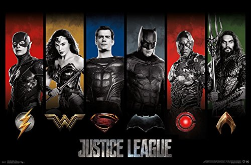 Justice league posters profile the heroes bleeding cool news and justice league posters profile the heroes bleeding cool news and rumors stopboris Images