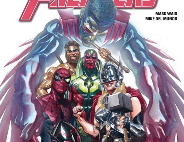 Cover to Avengers #11 by Alex Ross
