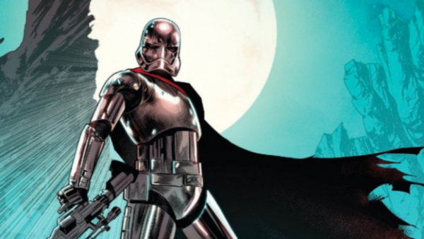 Cover to Captain Phasma #2 by Paul Renaud