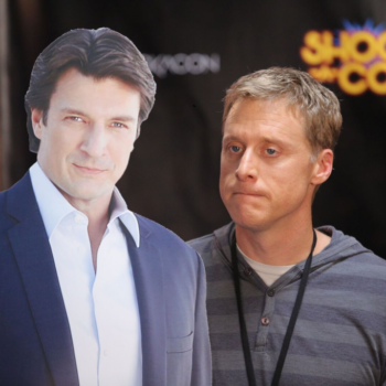 Nathan Fillion alan tudyk Con Man
