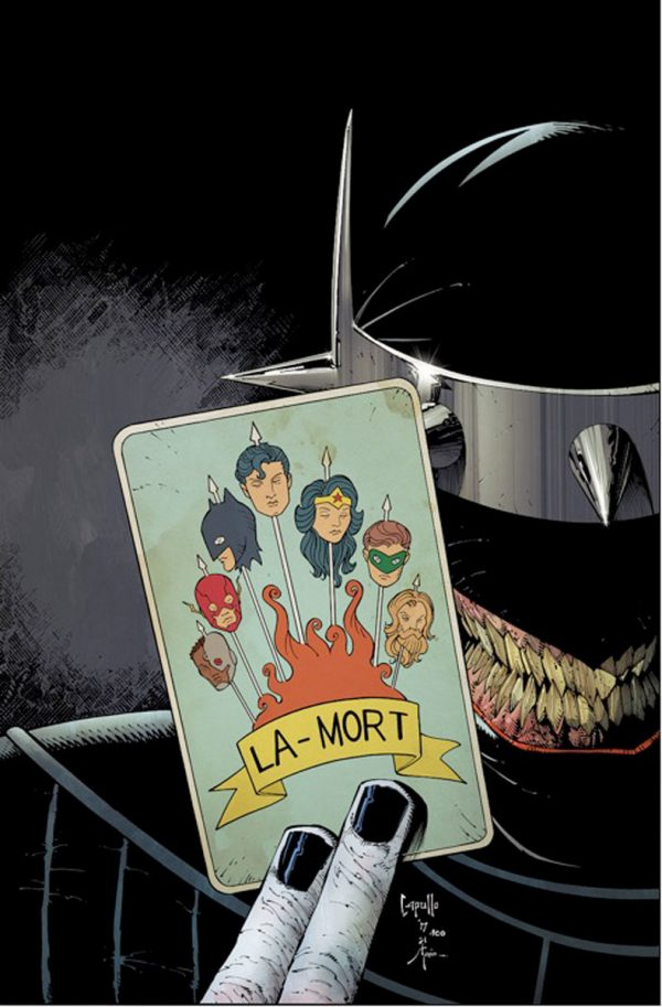 The batman who laughs and the origin of the joker bleeding cool the batman who laughs and the origin of the joker voltagebd Image collections