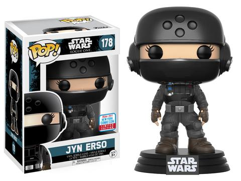 Funko NYCC Exclusive Star Wars Jyn Erso