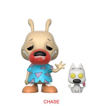 Funko Nickelodeon Rocco Chase Pop