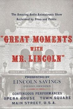 Lauren Loves Disney: Great Moments With Mr. Lincoln