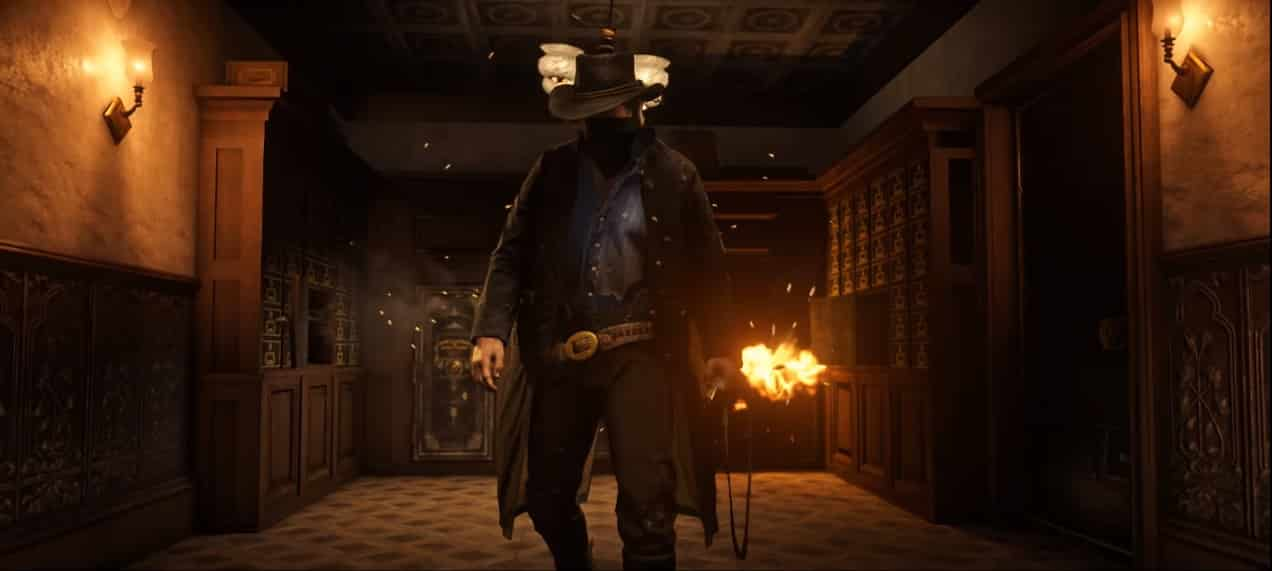 Rockstar Games Releases A New 'Red Dead Redemption 2' Trailer