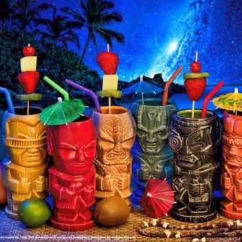 Star Trek Tikis