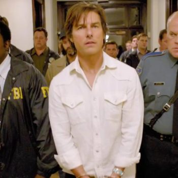 Review of American Made, starring Tom Cruise