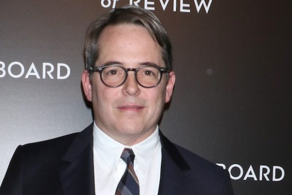 �a christmas story live� matthew broderick to narrate