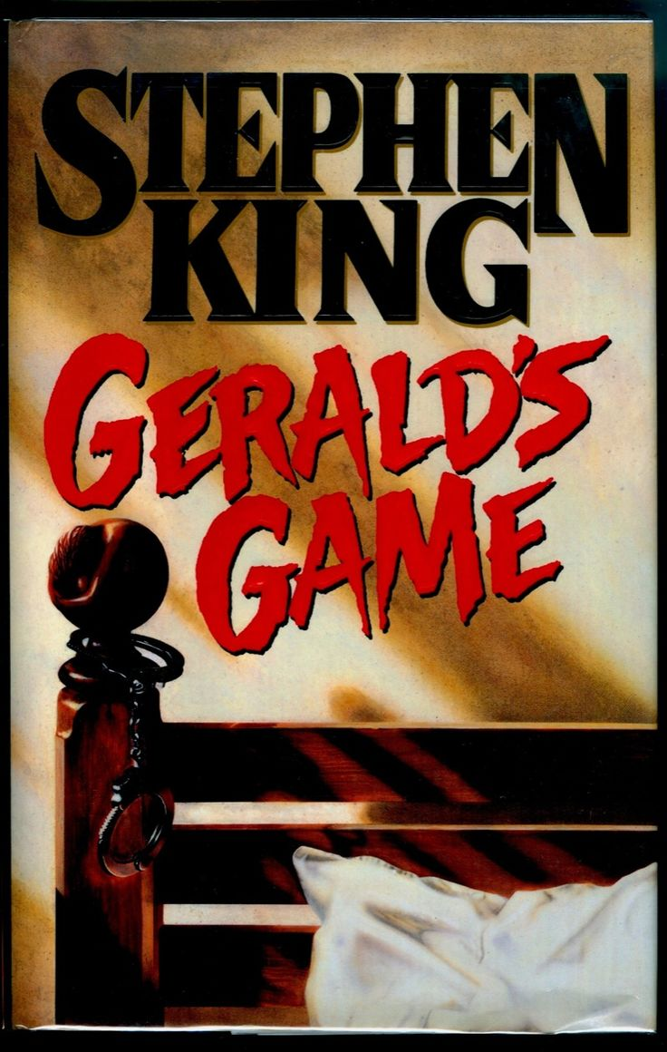 Image result for geralds game cover