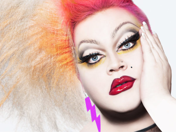 Drag Star Ginger Minj Gets Married On Stage At Drag Con NYC