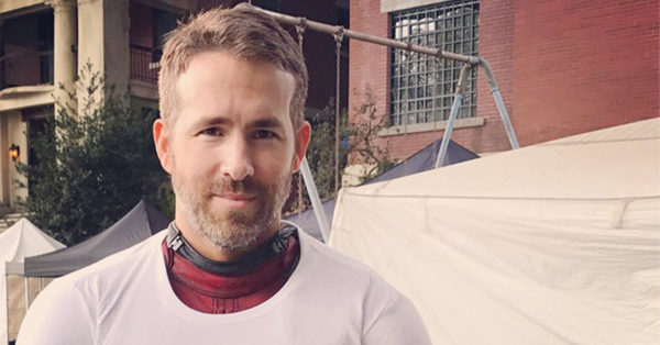 Ryan Reynolds Asks For Donations To Help Combat Harvey And Irma In A Very Deadpool Way