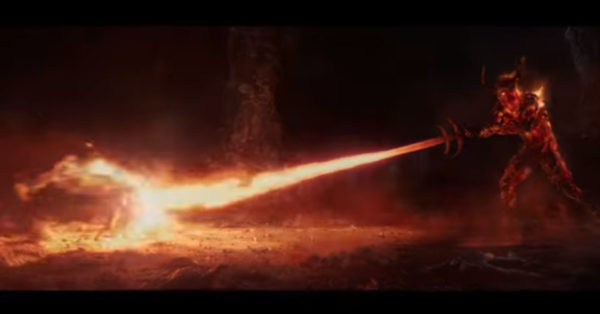 Image result for thor ragnarok surtur