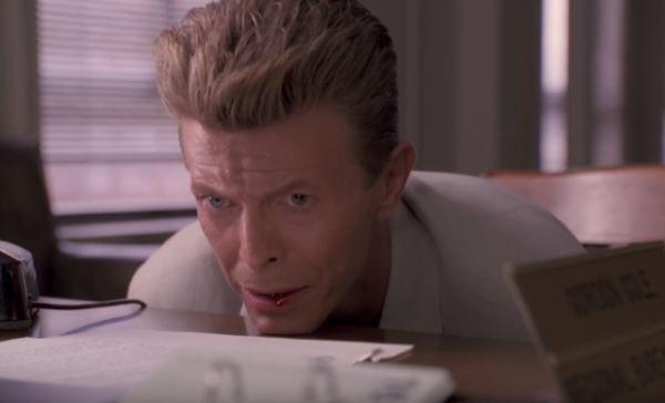 twin peaks david lynch david bowie