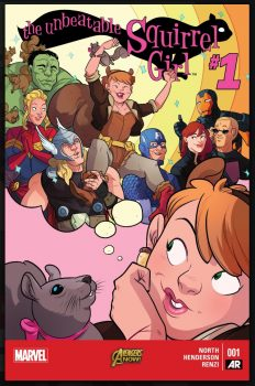 The Unbeatable Squirrel Girl Gets The Marvel TL;DR Treatment