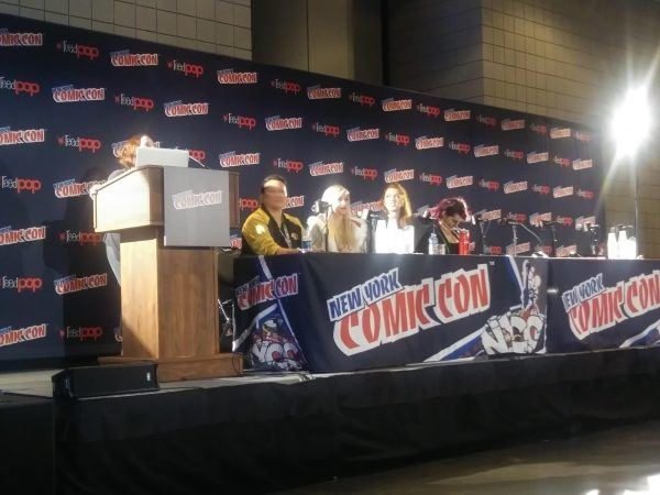 Business Of Geek Fashion At NYCC