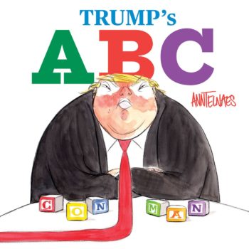 Fantagraphics ABC trump january 2018