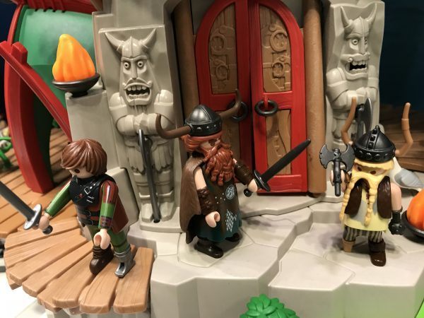 Playmobil How to Train Your Dragon Toys