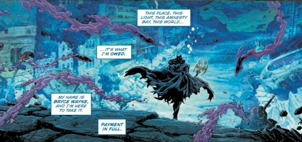 Batman: The Drowned #1 art by Philip Tan and Dean White