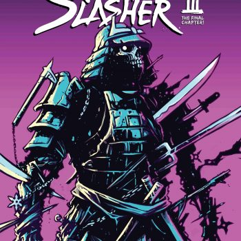 The Samurai Slasher