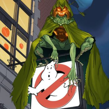 ghostbusters comic