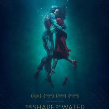 shape of water guillermo del toro