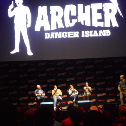 Archer NYCC 2017 Panel