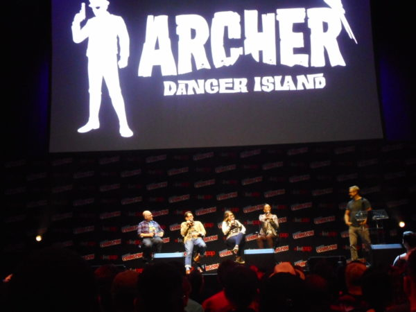 Archer NYCC 2017 Panel