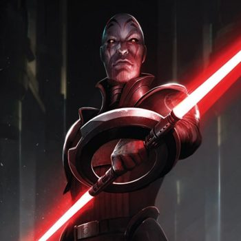Darth Vader #6 cover by Giuseppe Camuncoli and Francesco Mattina