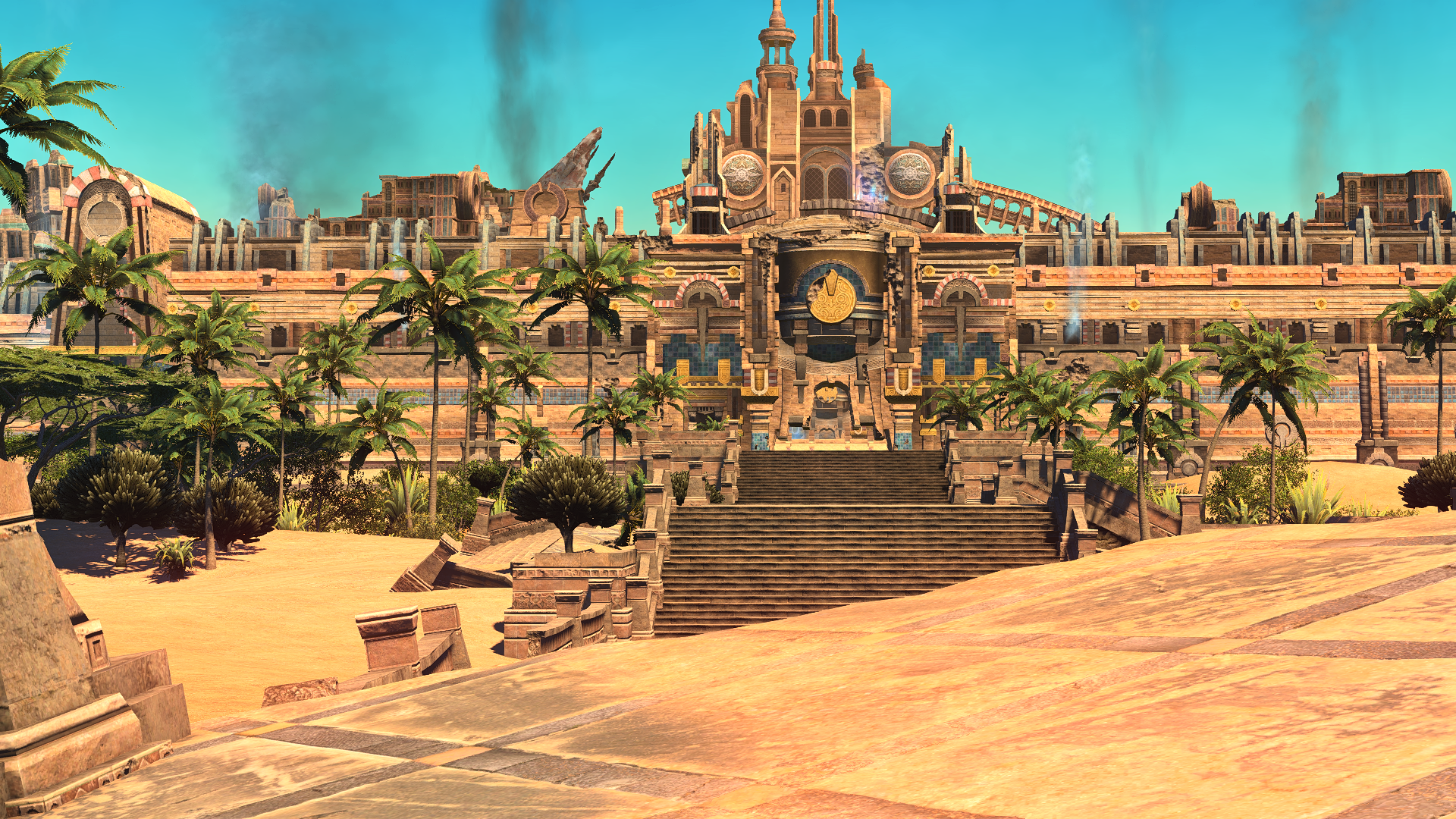 Lore Check: Final Fantasy XIV and Final Fantasy XII Are Concurrent