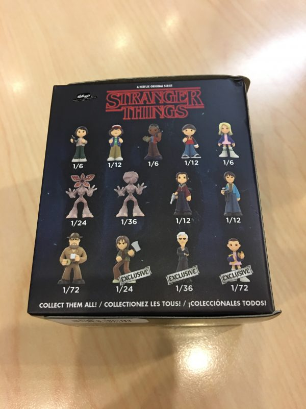 Stranger Things Funko Mystery Minis 8
