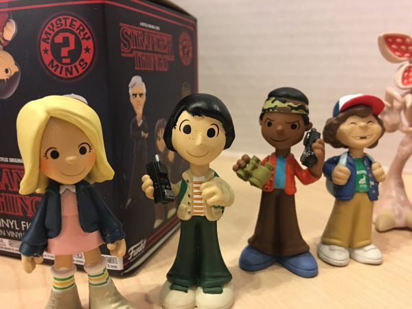 Stranger Things Funko Mystery Minis 9